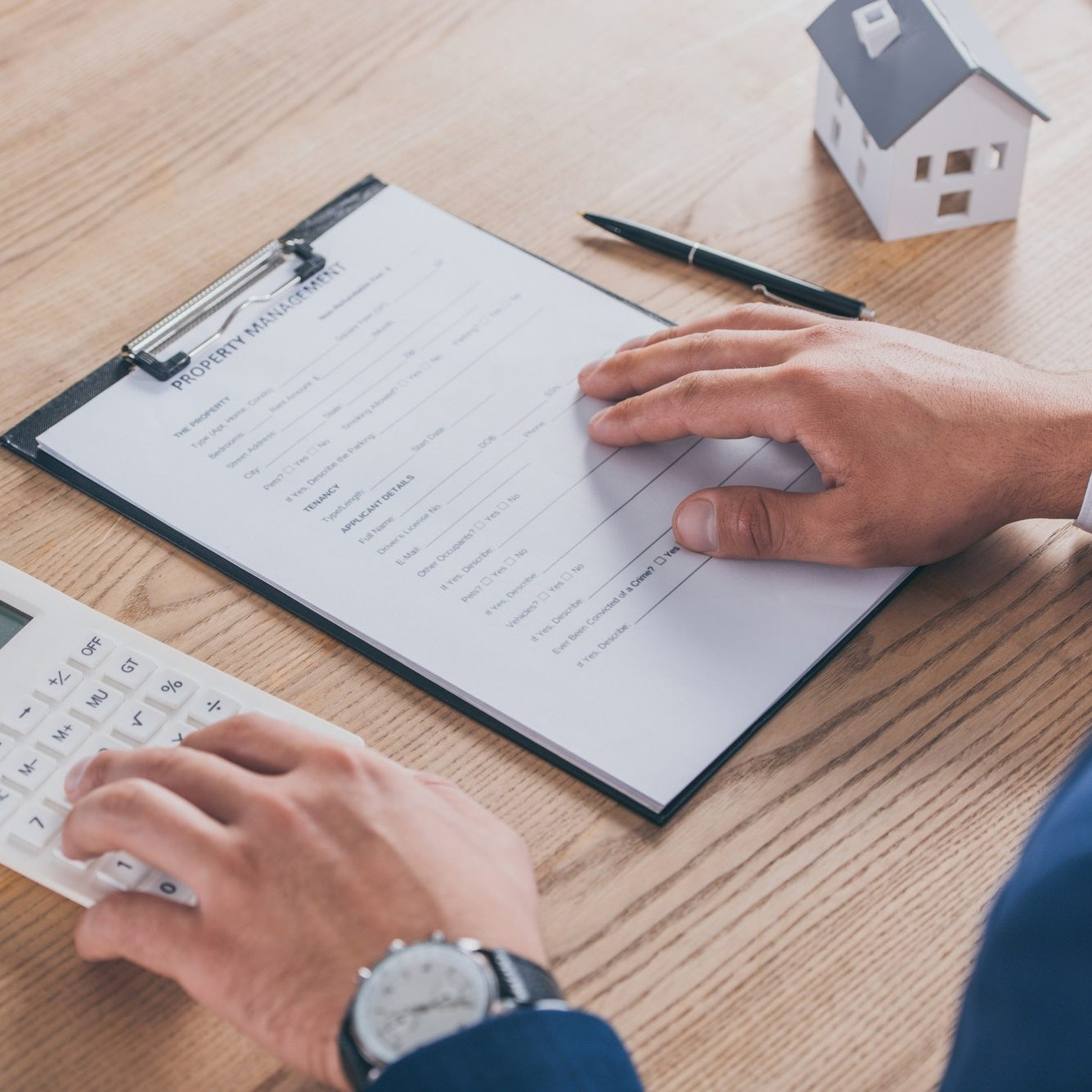 property accountants manchester